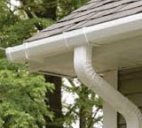 Photo of gutters